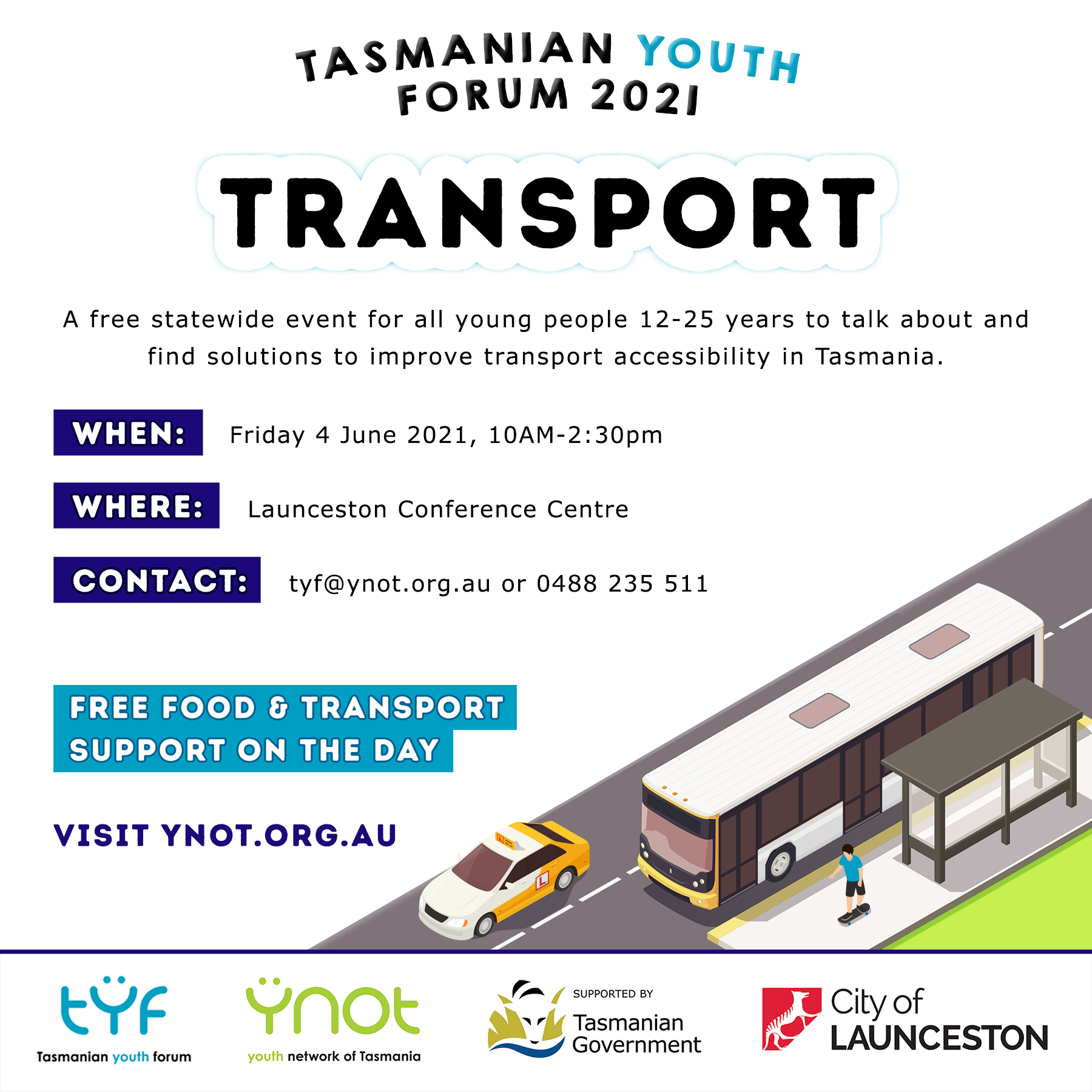 Tasmanian Youth Forum 2021