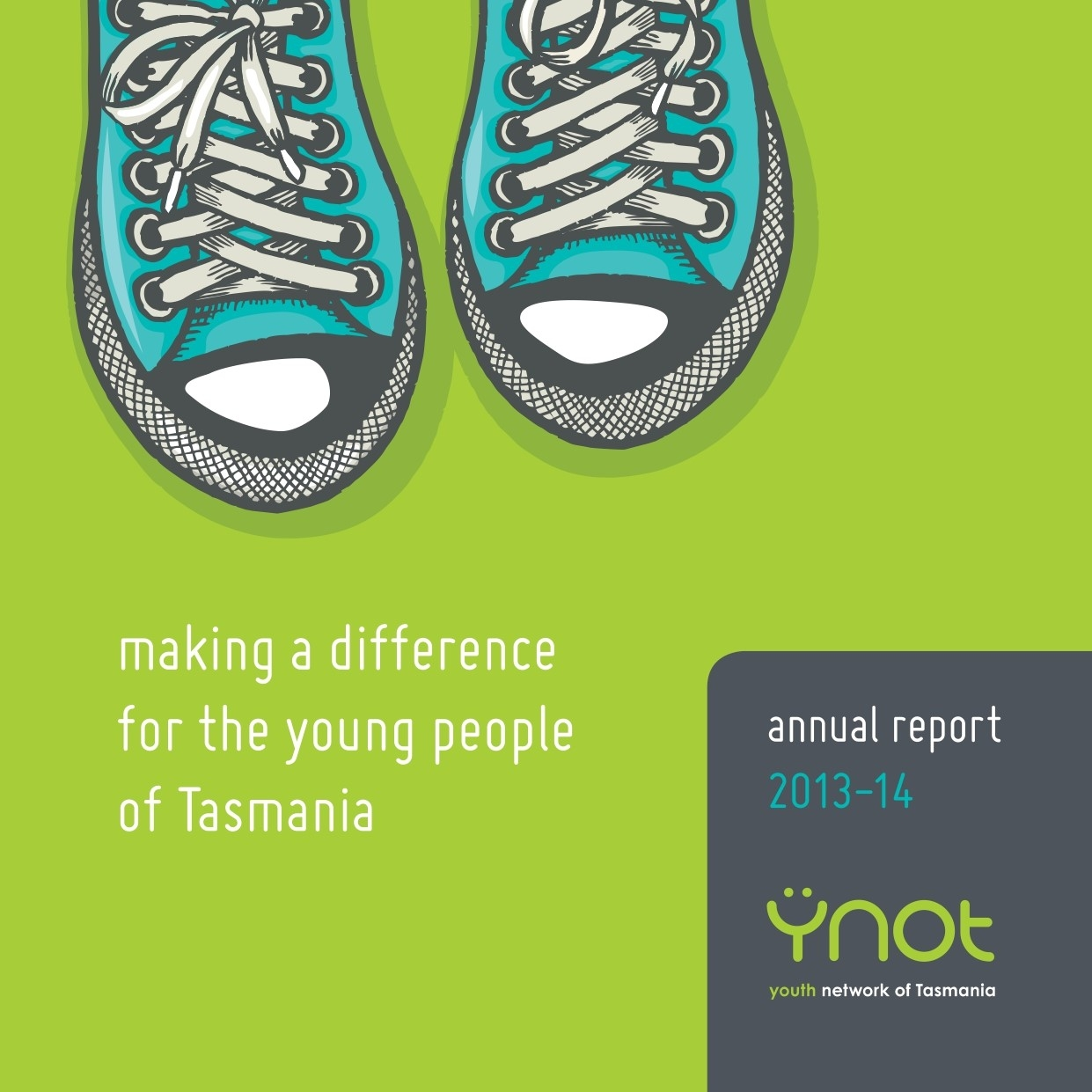 YNOT Annual Report 2014