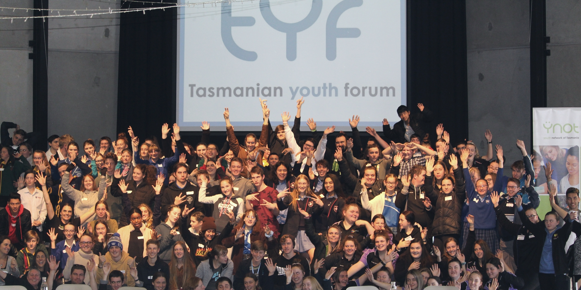 TYF 2019 - Group pic